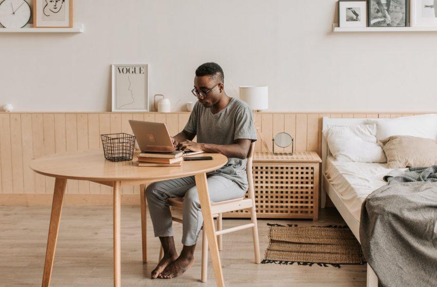 Op deze manier richt jij je thuiswerkplek optimaal in